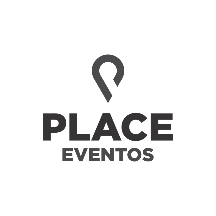 Prugner's Digital Marketing created Place Eventos branding and web design.